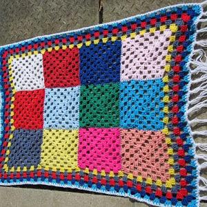 12 square blanket 1
