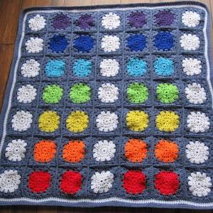 49 square blanket
