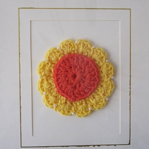 MANDALA YELLOW & ORANGE